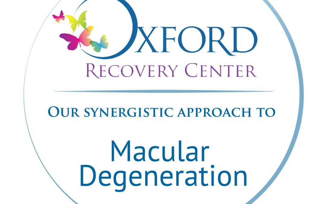 Hyperbaric Oxygen Therapy (HBOT) Improves Eyesight for Individuals with Macular Degeneration
